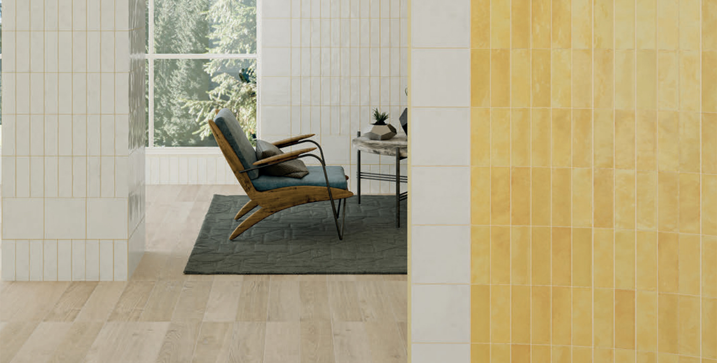 See the latest tile surface trends