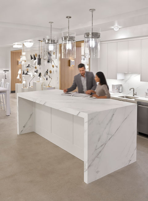 commercial counters and surfaces trending in 2021